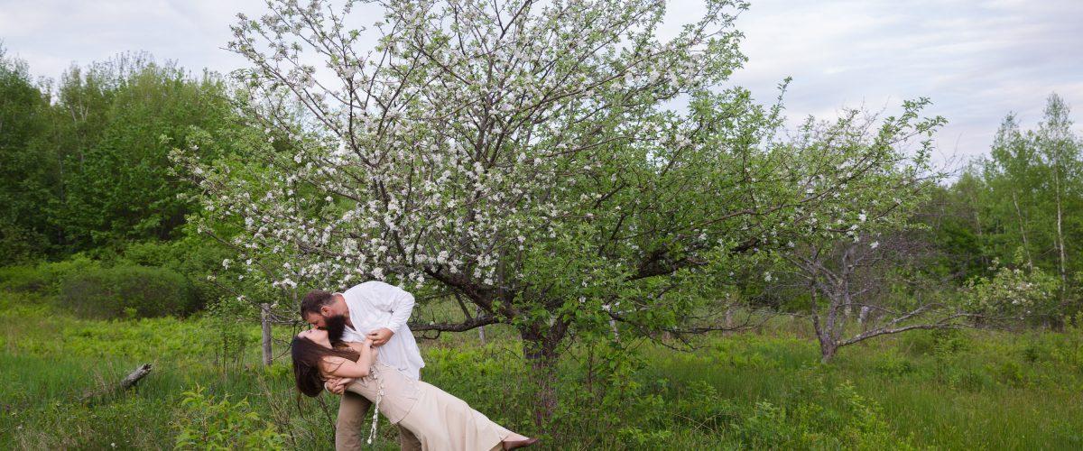 Engagement Photography - Copyright 5iveLeaf Photography