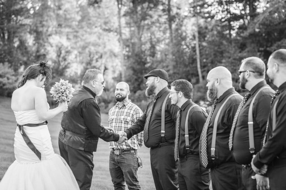 Cellardoor Winery - Maine Wedding Photographer - (c) 5iveLeaf Photography