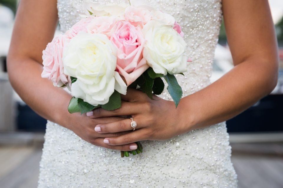 (c) 5iveLeaf Photography Camden Maine Schooner Olad Wedding Photographer