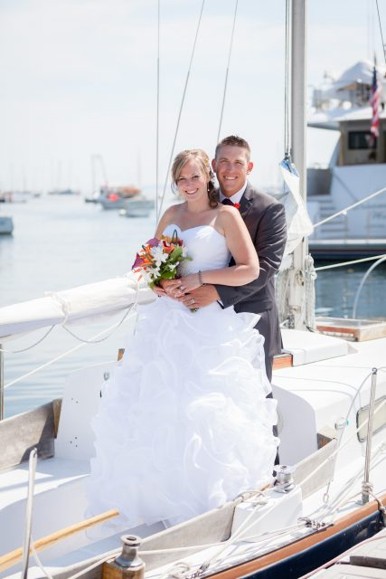 Rockport Harbor - Maine Wedding Photographer - (c) 5iveLeaf Photography