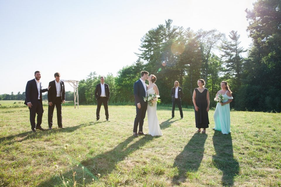 Broadturn Farm - Maine Wedding Photographer - (c) 5iveLeaf Photography