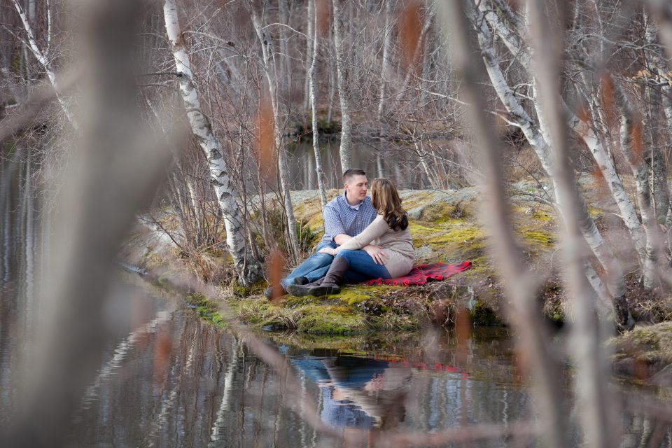 Midcoast Maine Engagement and Couples Photography