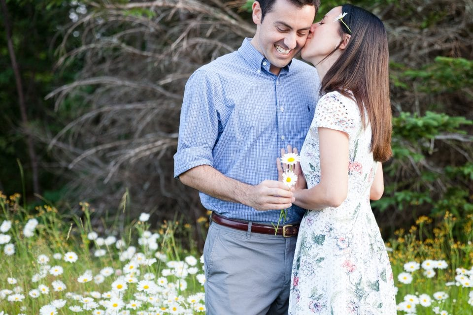 Point Lookout - Belfast, Maine - Engagement Session