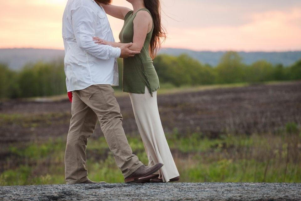 Engagement Photos Couples Maine Photography - (c) 5iveLeaf Photography