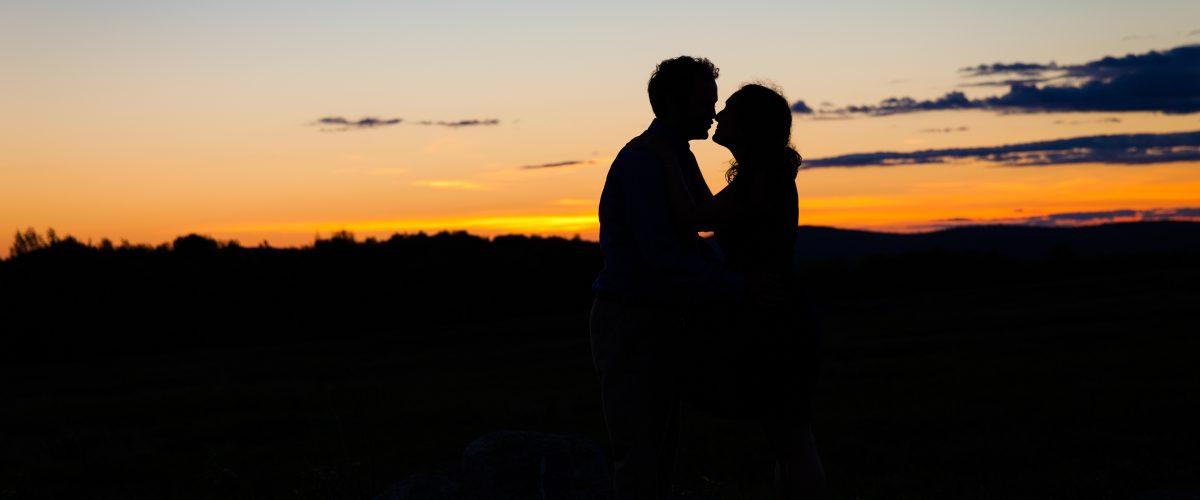 Engaged Couple - Maine Weddings - (c) 5iveLeaf Photography