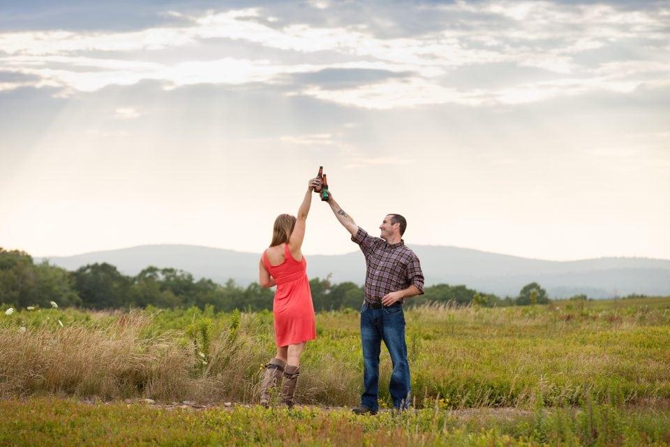 Midcoast Wedding Photography - Engagement Session